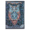 DIY Owl Special Shaped Diamond Painting 50 Page A5 Sketchbook Painting Book
