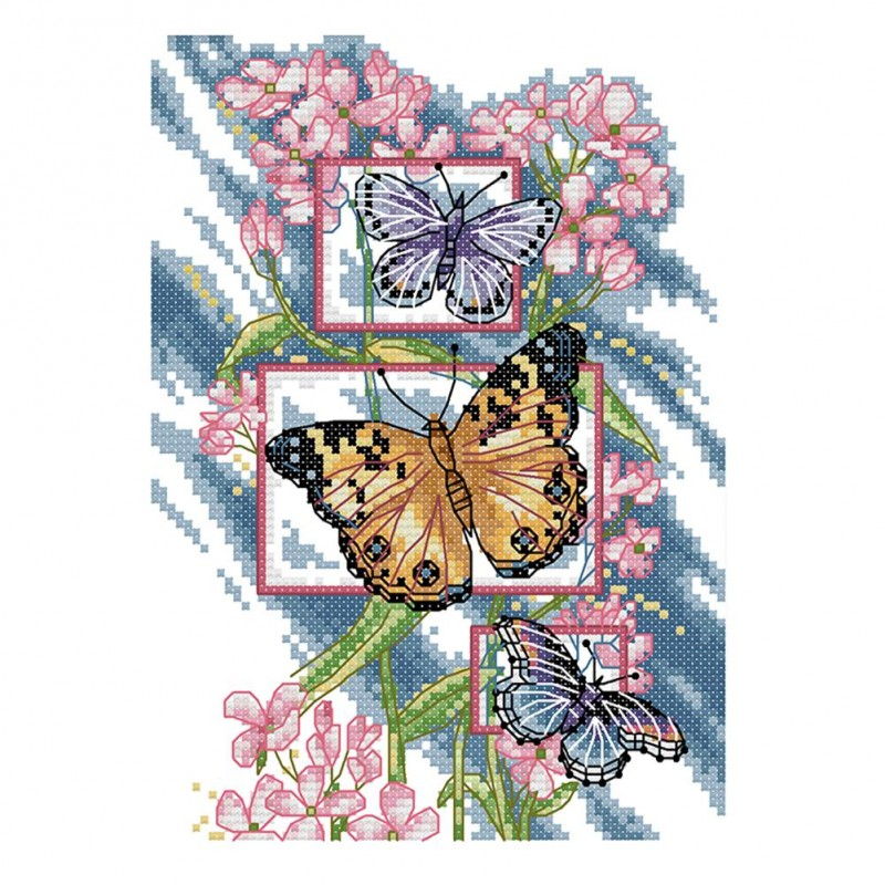 14ct Stamped Cross Stitch...